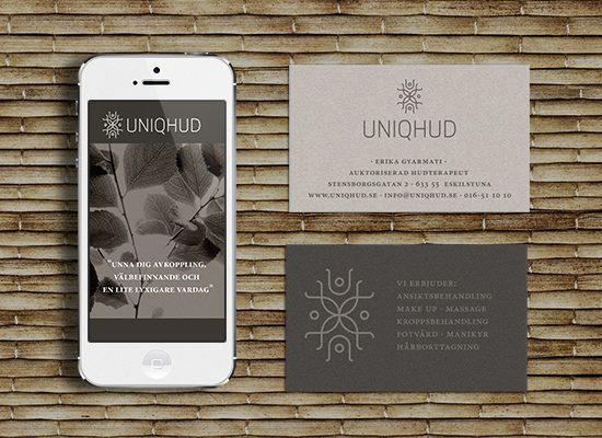 logotyp grafisk profil designbyrå reklambyrå brandma stockholm grafisk formgivning design förpackningsdesign hudvård