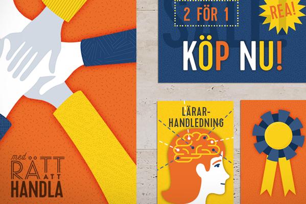 logotyp illustration animation animerad film design formgivning utbildningsmaterial brandma designbyrå reklambyrå stockholm