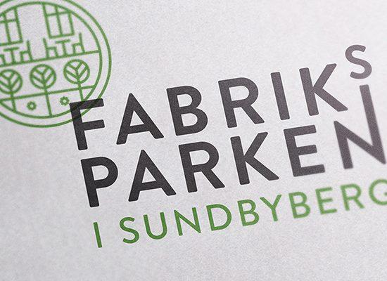 logotyp varumärke kommun område grafisk profil identitet designbyrå reklambyrå stockholm grafisk formgivning design