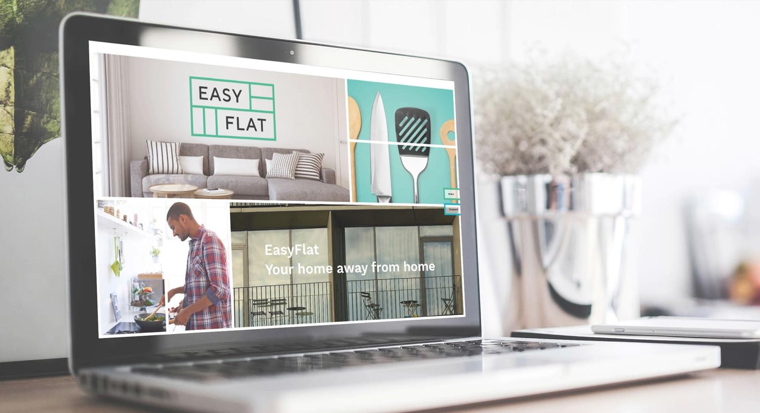 designbyrå stockholm logotyp grafisk profil visuell identitet hemsida